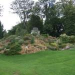 Ein Garten auf dem Campus