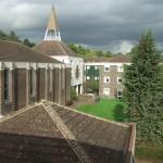Sherwood Hall vor dem Sturm